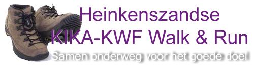 Heinkenszand Kika-KWF Walk & Run